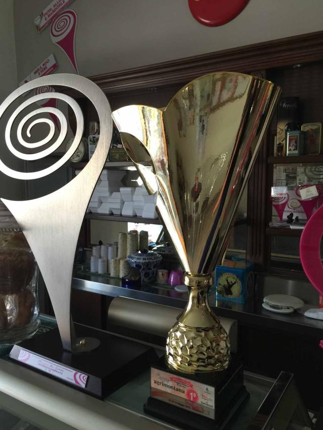 premi gelateria Di Matteo