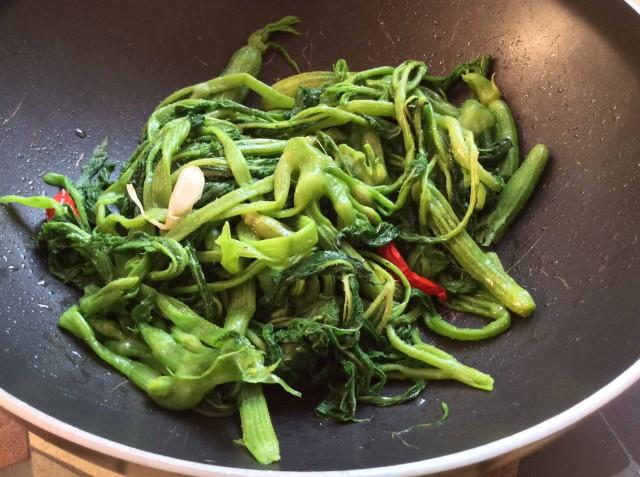 ricetta zucchine talli sottolio 5