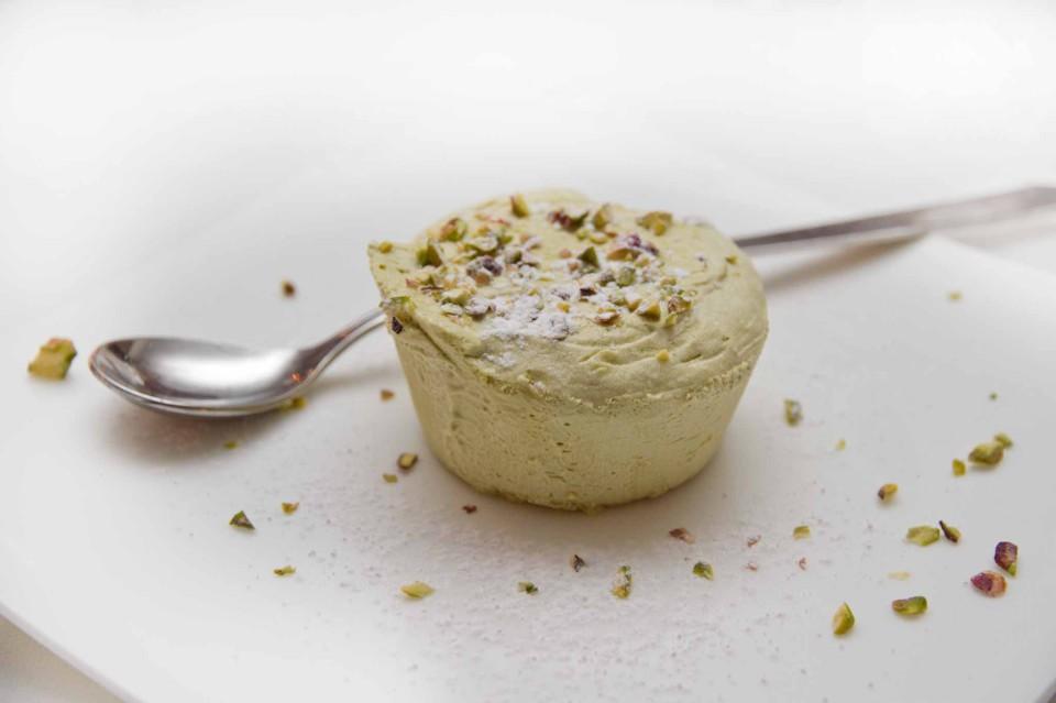 semifreddo pistacchio