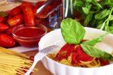 Pomodoro San Marzano. La ricetta degli spaghetti a due
