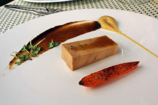 terrina foie gras