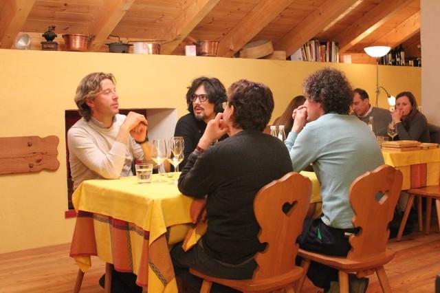4 ristoranti Alessandro Borghese Trentino