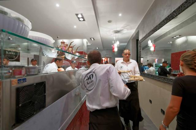 50 Kalò Napoli pizzeria