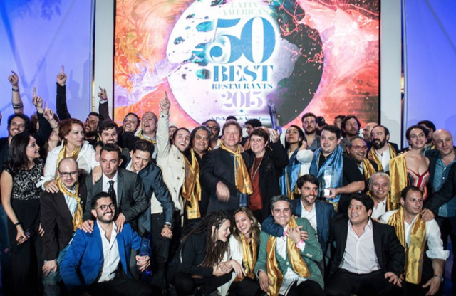 50 best restaurs 2015 america latina