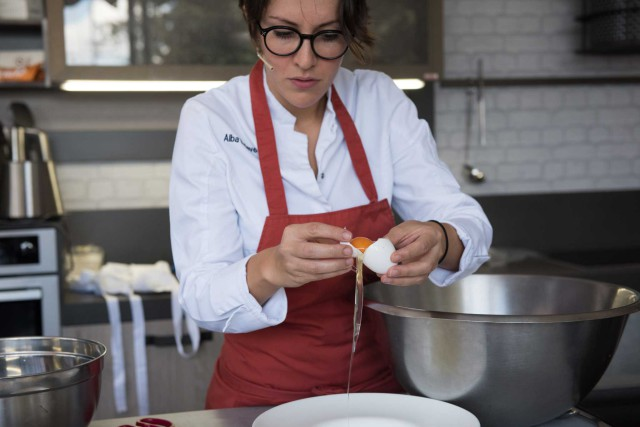 Alba Esteve Ruiz Marzapane