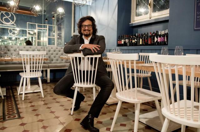 Sm shi convince nei 4 ristoranti di alessandro borghese for Alessandro borghese milano