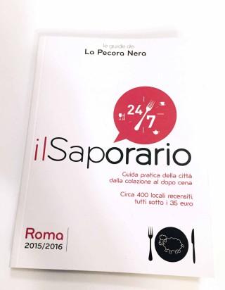Il Saporario Roma 2016