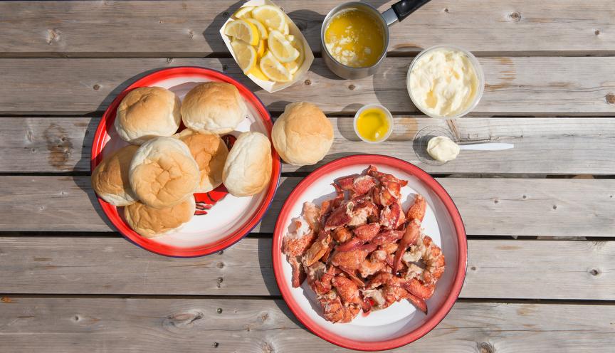 Ingredienti lobster roll