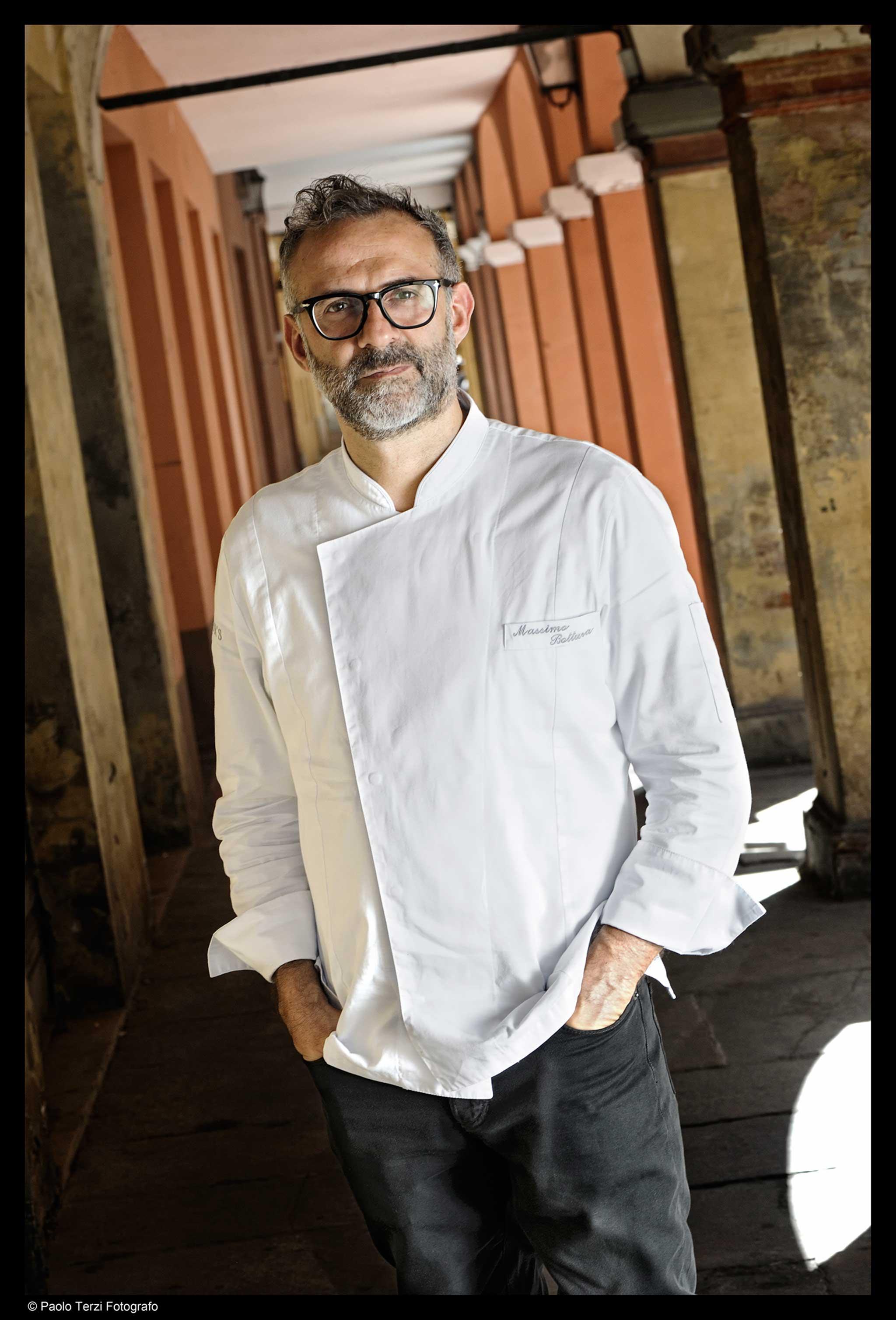 Massimo Bottura ph Paolo Terzi
