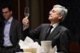Roma. Da Settembrini arriva il nuovo chef: Massimo D'Alema con Luigi Nastri