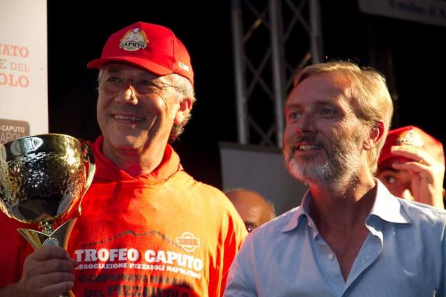 Michele Maresca trofeo