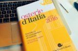 Osterie d'Italia 2016. Tutte le chiocciole dove mangiare bene a meno di 35 €