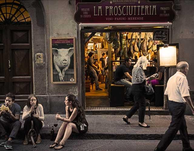 Prosciutteria Firenze