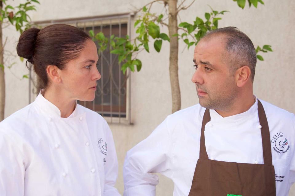 Rosanna Marziale e Vincenzo Guarino