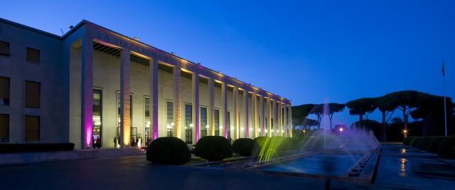 Salone delle Fontane, Eur, Roma