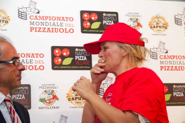 Teresa Iorio Antimo Caputo