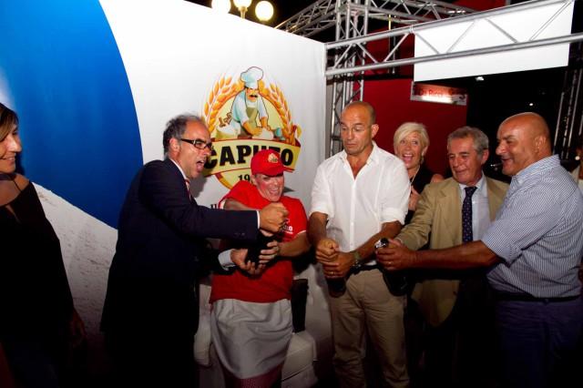 Teresa Iorio Campione Mondiale Pizza