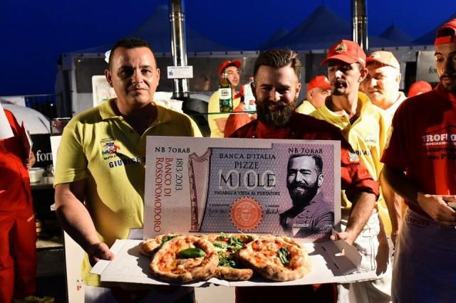 Vincenzo Capuano pizza mille lire