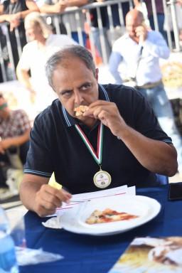 Vincenzo Pagano giudice pizza
