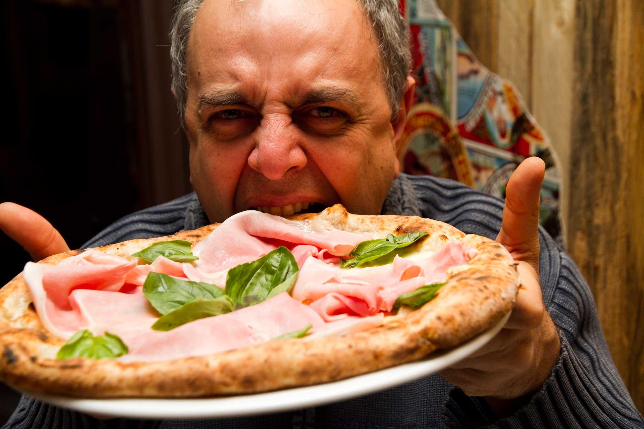 Vincenzo Pagano pizza