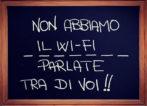 Pro e contro: come giudicate bar e ristoranti senza Wi-Fi?