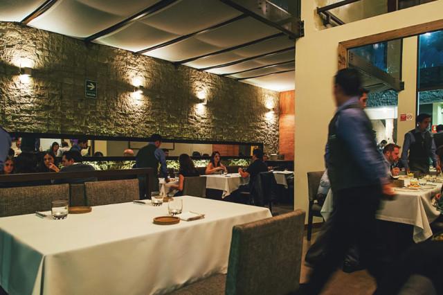 central lima ristorante
