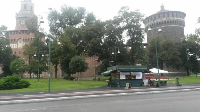 chiosco panini Milano