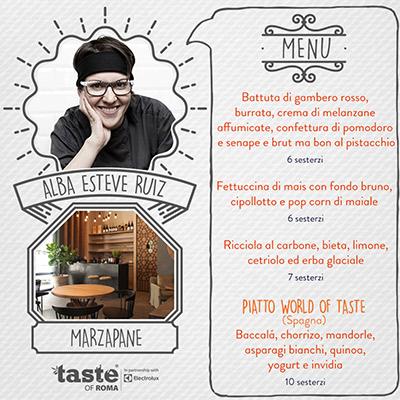 marzapane-menu