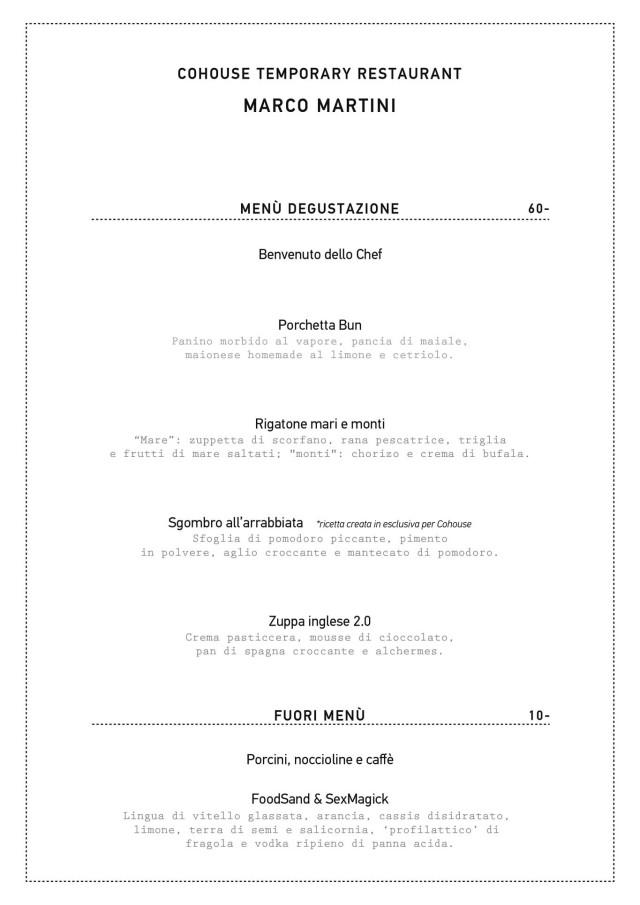 menu-cohouse-Roma-Marco-Martini