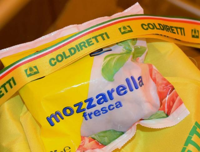 mozzarella fresca polonia