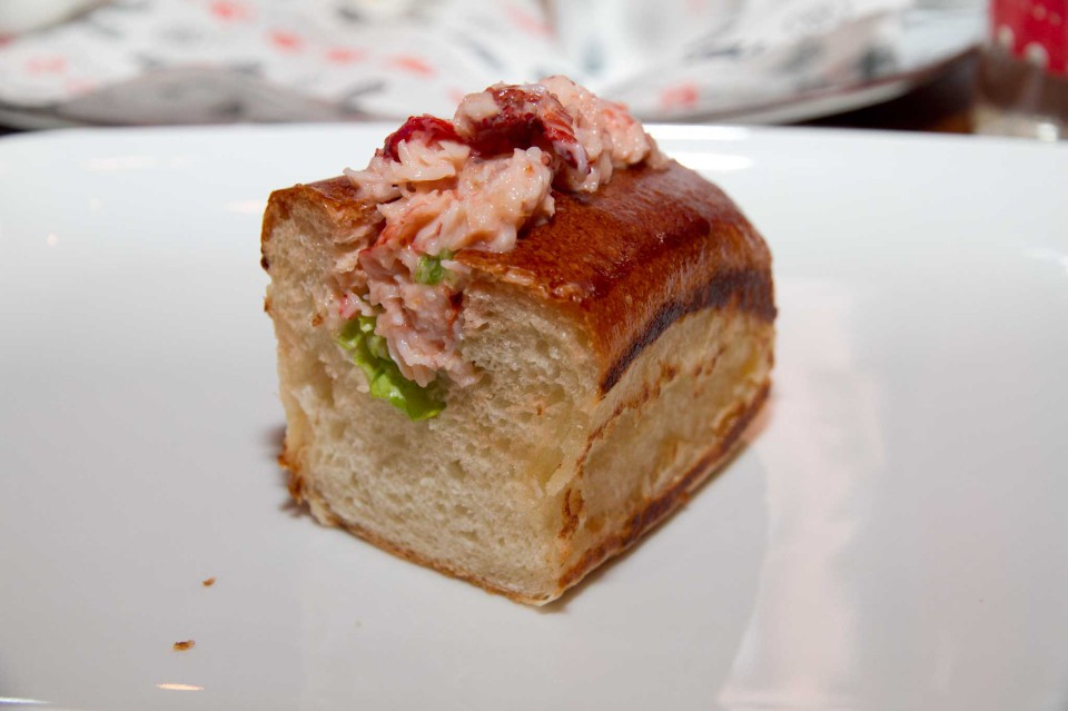 panino astice o lobster roll