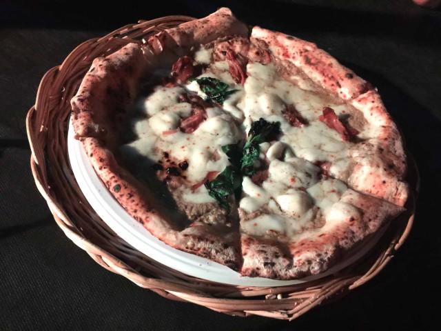 pizza 'o sarracin