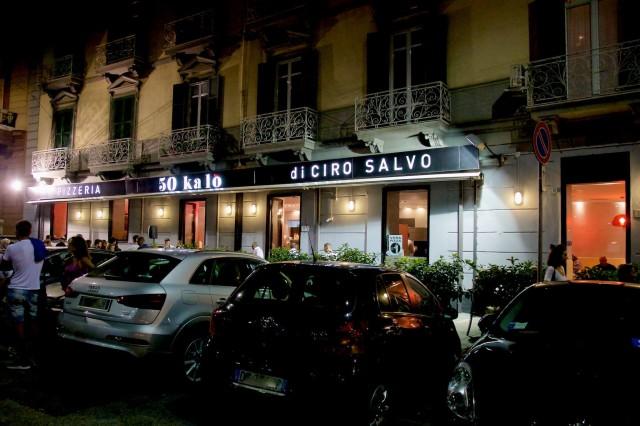 pizzeria Ciro Salvo 50 Kalò riapre