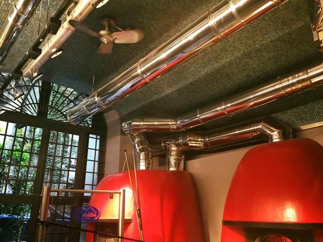 pizzeria Sorbillo Tribunali nuovi forni