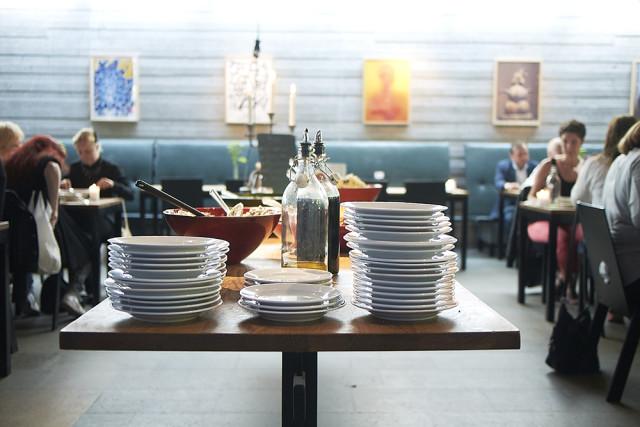 ristorante museo