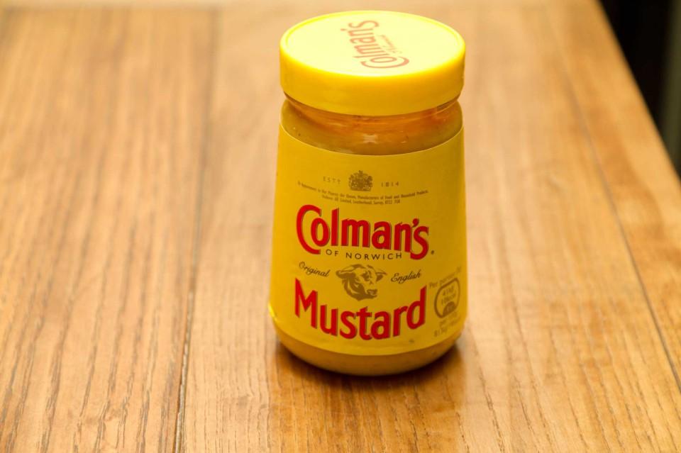 senape Colman's