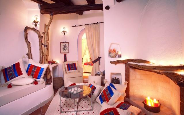 suite camino Hotel Su Gologone Sardegna