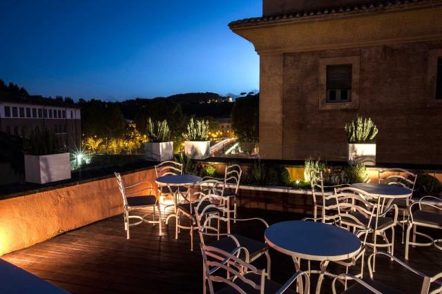 terrazza DOM Roma