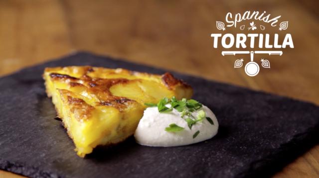tortilla spagna
