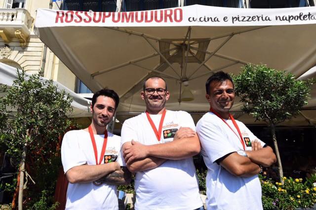 vincitori Rossopomodoro trofeo mondiale