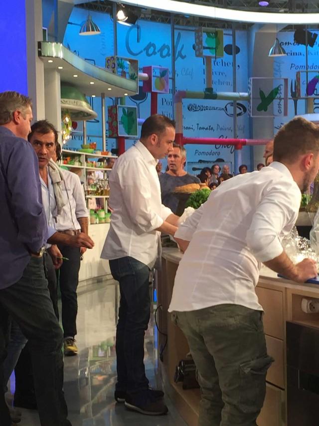Alessandro Dentone Prova del Cuoco