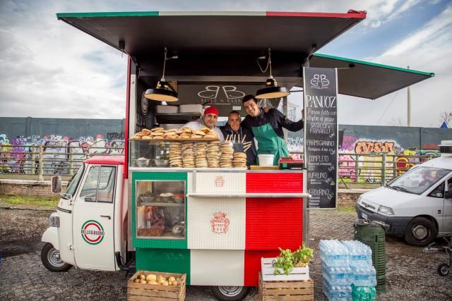 Bello e Buono street food