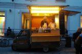 Milano. Pesa Trattoria fa street food con Biroccio, l'ape del risotto