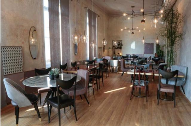 Cannavacciuolo Cafè e bistrot Novara ristorante