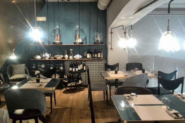 Cannavacciuolo Café & Bistrot ristorante