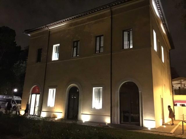 Casa del Cinema Roma