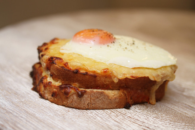 Croque Madame ciao checca