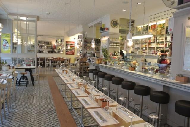 Drogheria Milanese milano ristorante