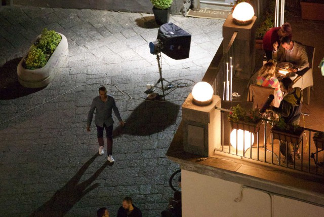 Edoardo Trotta film Salemme Napoli