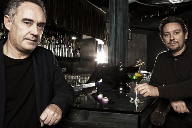 Ferran e Albert Adrià